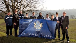 Bath Rugby Academy forms new partnership with Beechen Cliff School