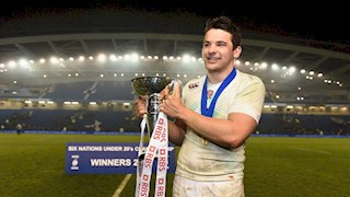 Ewels leads England in World Rugby U20s Championship opener