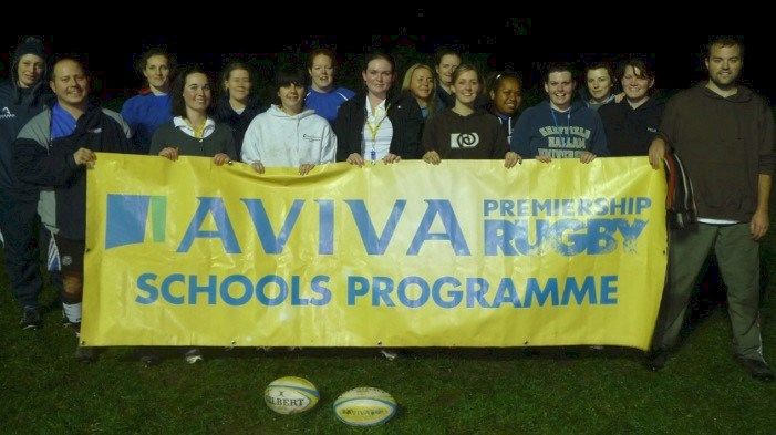 Teacher challenge at Warminster RFC