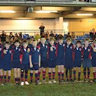 The Paragon U11's took on Bath Youth Rugby U11's in Bath United curtain raiser
