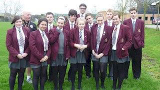 Count on Bath visits St Augustine's College
