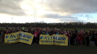 Stars of tomorrow shine at Supermarine RFC Aviva tag festival