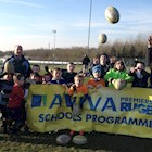 Stars of tomorrow shine with Bath Rugby at Supermarine RFC Aviva tag festival