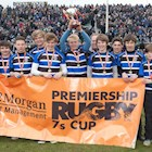 Bath Youth U14s win J.P.Morgan Asset Management Premiership Rugby 7s Cup