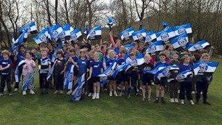 Bath Rugby Community Team visit Bathampton Primary
