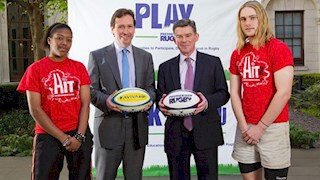 Play and BreakThru launched by Premiership Rugby