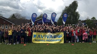 Stars of tomorrow shine at Salisbury RFC Aviva Tag Festival