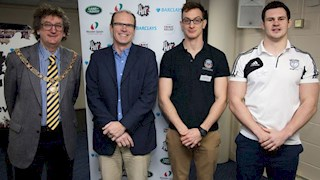 Award-winning HITZ Programme re-launched by Bath Rugby Foundation