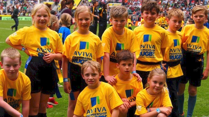 Local stars shine at Aviva Premiership Final