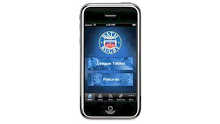 Bath Rugby App - Back in Business