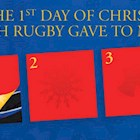 Bath Rugby brings you 12 days of Christmas