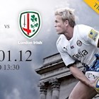 Kick off 2012 with Bath Rugby