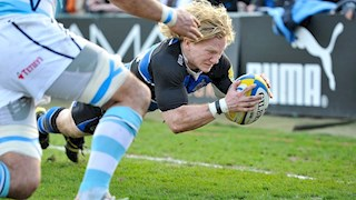 Tom Biggs wins MBNA Try of the Week – Round 17