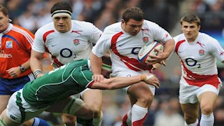 Watch England v Ireland in the Bath Rugby Clubhouse