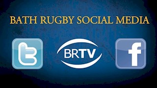 Get Social with Bath Rugby