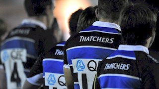Easter opening hours for the Bath Rugby Shop and Ticket Office