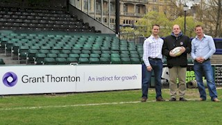 Bath Rugby joins forces with Grant Thornton UK LLP