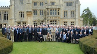 Bath Rugby Past Players Association annual reunion