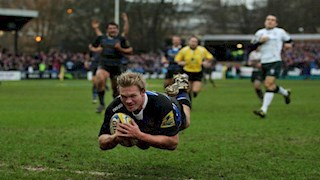 MBNA Try of the Season – Michael Claassens up for award