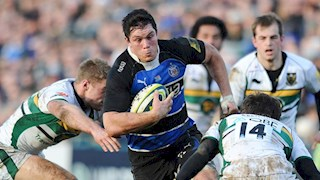 Louw named in the Barbarians side to face Ireland