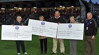 Bath Rugby chosen charities for 2012/13 season