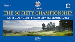 Join us for the Bath Rugby Golf Society Championship