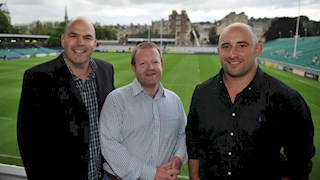 Bath Rugby start new partnership with Grapevine Telecoms
