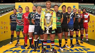 Aviva Premiership Rugby Final Tickets on sale now