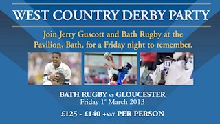 West Country Derby Party!
