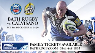 Family fun as Bath Rugby continue their European Campaign