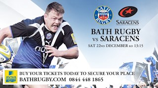 Last few tickets remain for Saracens game