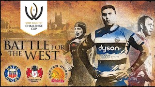 Tickets on sale now for West Country Challenge Cup