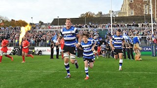 Do you dream of leading the Blue, Black and White onto the Rec?