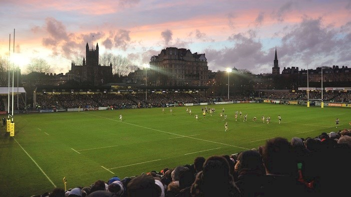 Bath Rugby announce public exhibition for interim plans for the Rec