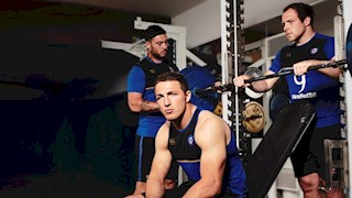 Bath Rugby unveil new Canterbury training wear range