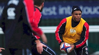 Eastmond to make first senior International start