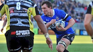 Bath Rugby agree loan move for Koster