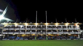 Hospitality sales kick-off at Bath Rugby