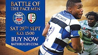Great savings to see the ultimate battle of the pace men!