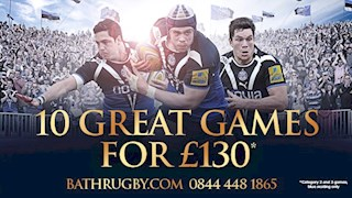 Last chance to book 10 great games for £130!