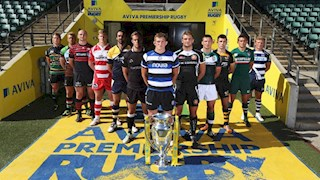 Aviva Premiership TV Picks for Rounds 8-12 confirmed
