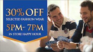 Happy Hour at the Bath Rugby Shop tonight!