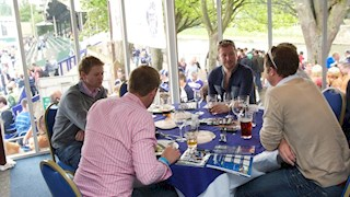 Season Ticket Holder special - wine and dine with Bath Rugby