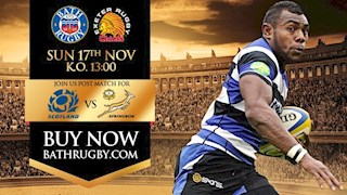 Great savings for West Country derby clash - Limited availability!