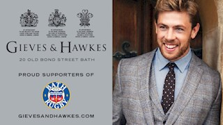 Gieves & Hawkes tailor Bath Rugby