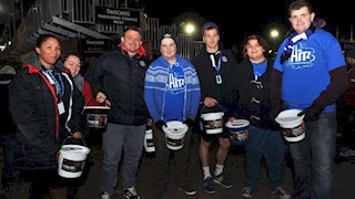 Bath Rugby raise funds for victims of Typhoon Haiyan
