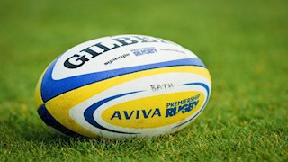 Get your official Gilbert Bath Rugby ball