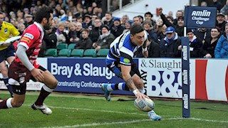 Final Amlin Challenge Cup kick-offs confirmed