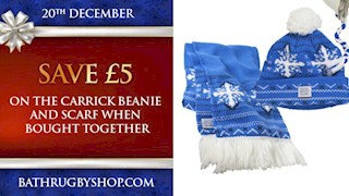 Celebrate Advent with Bath Rugby