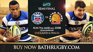 Join us for Semi-Final Sunday and win exclusive hospitality tickets!